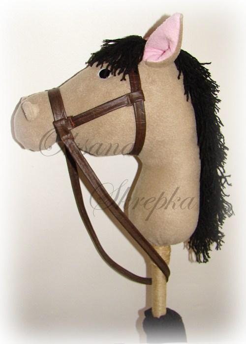 Сшить голову лошади своими руками
