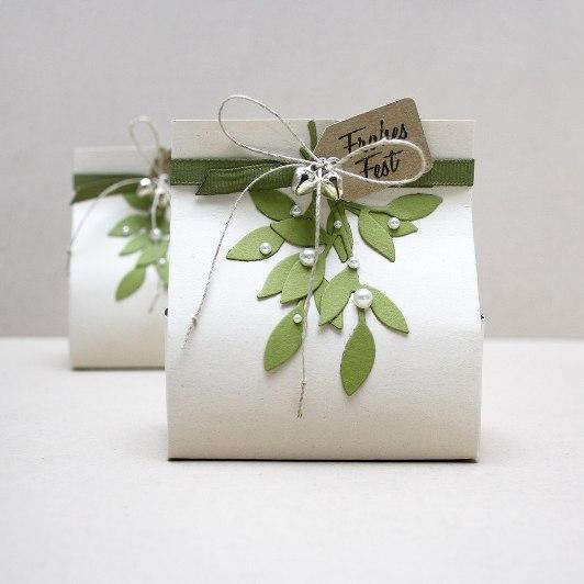 Маленькая подарочная упаковка своими руками