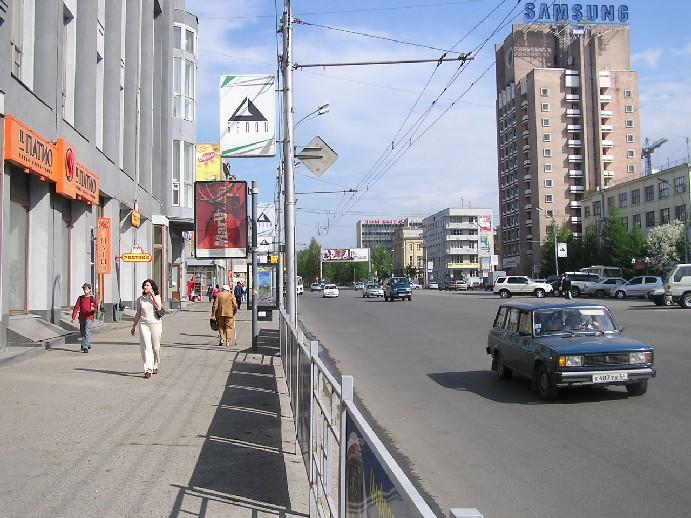 Строительство Восточного объезда Новосибирска начнется в 2012 году.