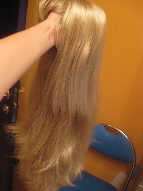 Как спасти запутанный парик