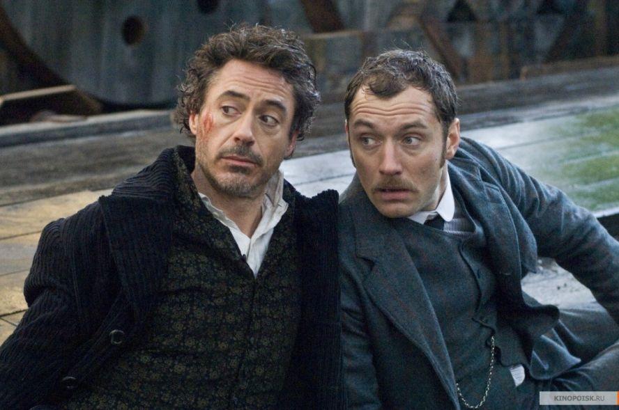 Шерлок холмс экранизация 2009