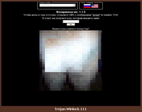 Код для удаления порно