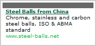Steel Balls from China