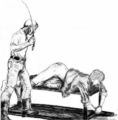 Экзекуция наказание порка парней мальчиков юношей фото 730-572