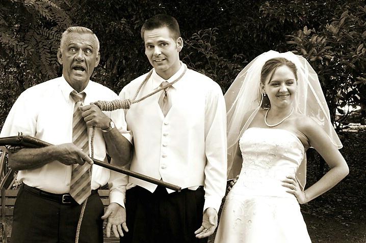 The joker blogs shotgun wedding Speak Now or Forever Hold