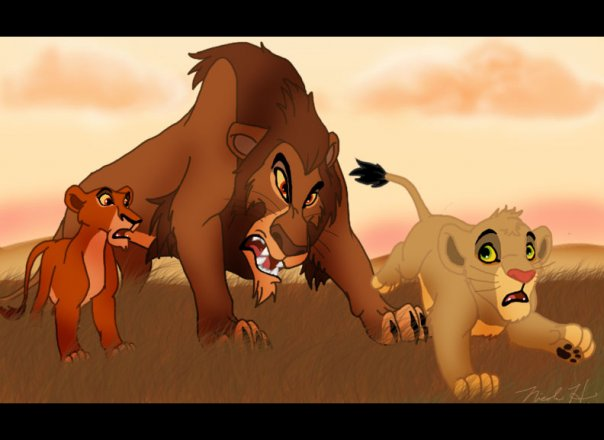 Asali lion king