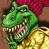 городской динозавр