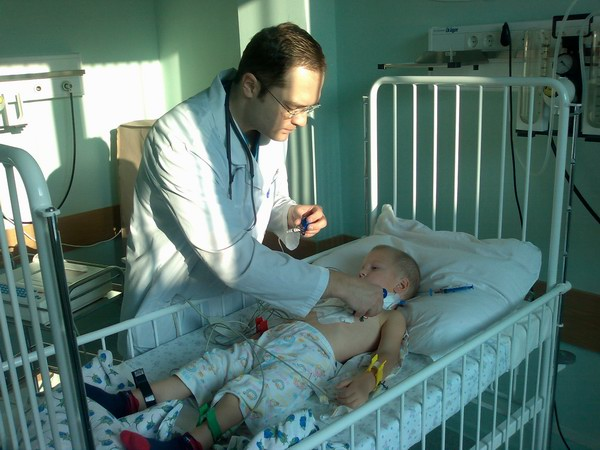 Детская поликлиника 3 во владимире