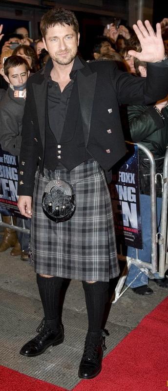 Шотландские юбки геи