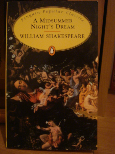 the metaphor of the magic flower in the play a midsummers night dream by william shakespeare