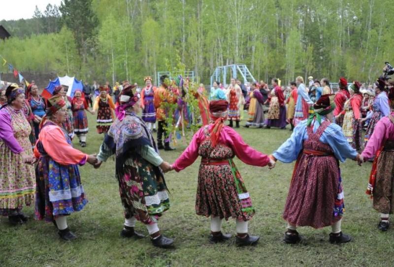 Фестиваль село