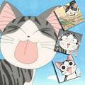 Позитивное кошко Чии -_~