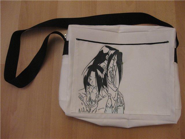 Кожаная сумка givenchy (Живанши) Sacca Punch Bag с рисунком.
