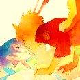 *cyan-fox