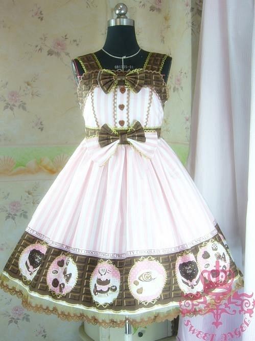 Одежда. продается платье- реплика на платье Angellic Pretty- Melty...