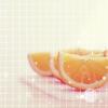 апельсиновая девушка,