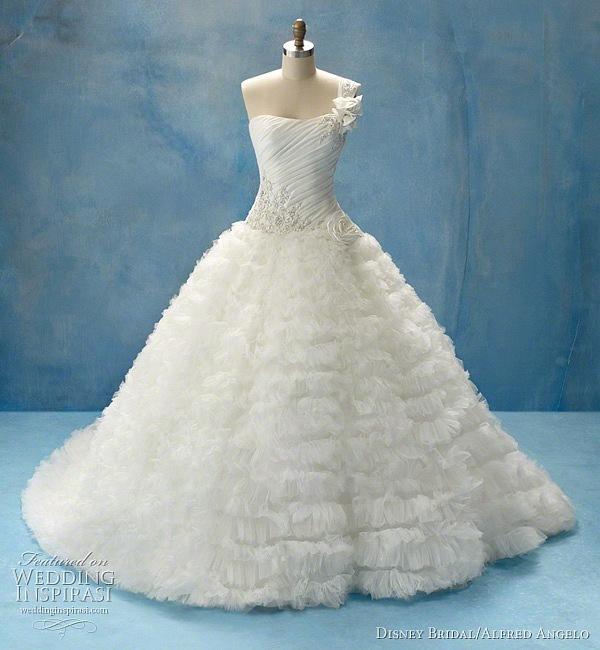 свадебные платья с розами - Свадебные