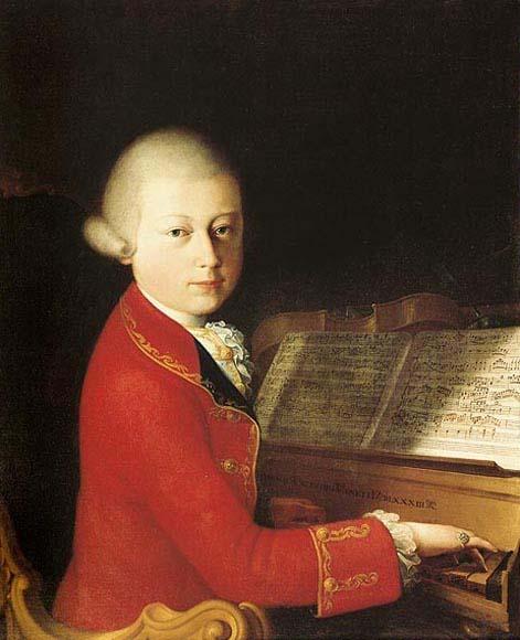 Моцарт в Вероне. Сальваторе делла Роза, 1770
