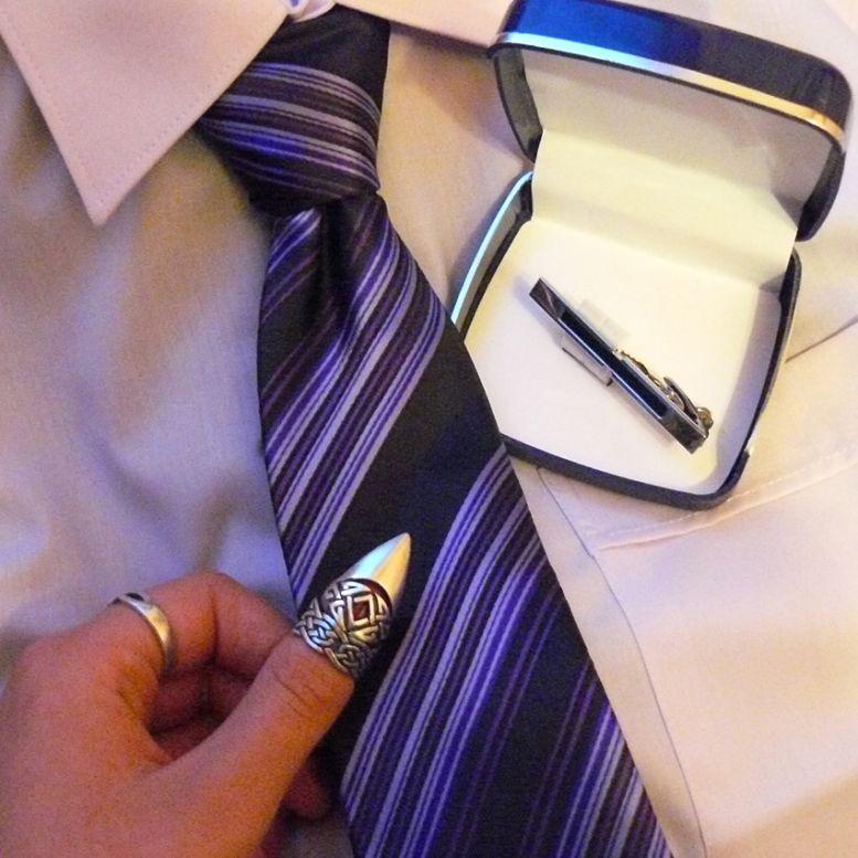 Кольцо для галстука