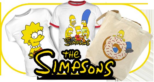 новые футболки с симпсонами