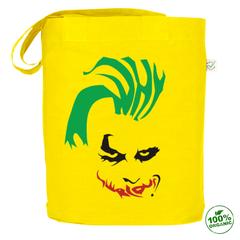 Сумка с Джокером желтая на 4u.printdirect.ru