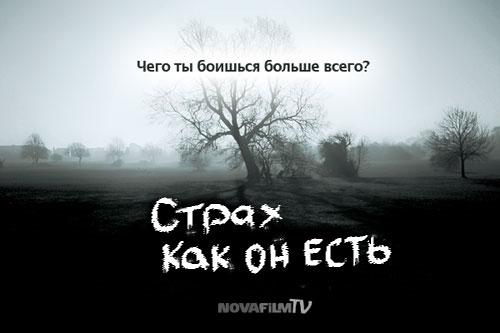Страх, как он есть/HDTVRip