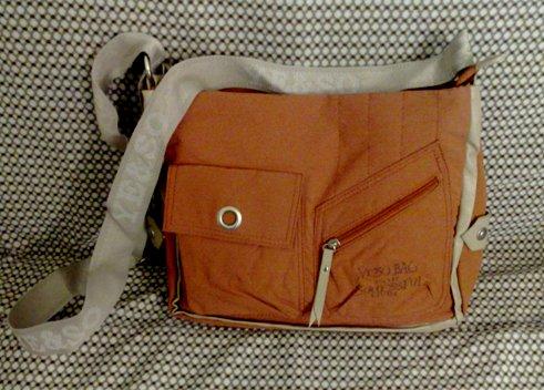 Осенние сумки на длинном ремешке buro 24