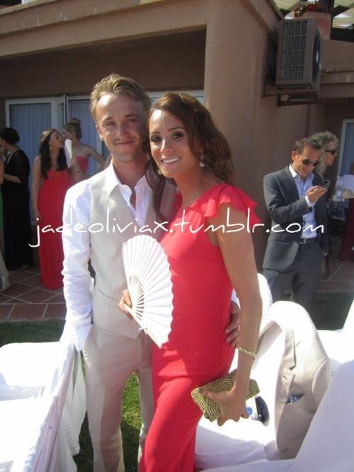 Jade olivia wedding