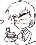 Новаки ласковый и с пирожным
