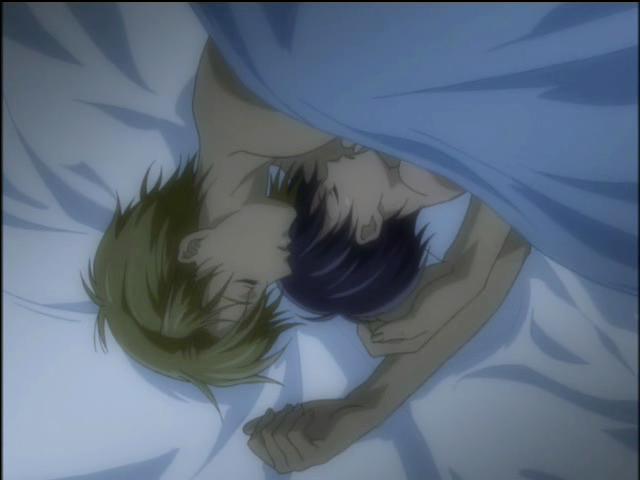 аниме картинки красивые про любовь: