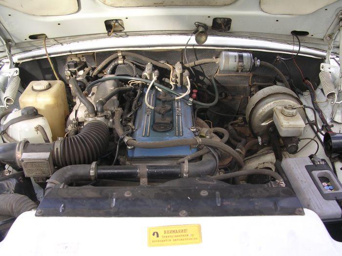 Двигатель змз 406 своими руками