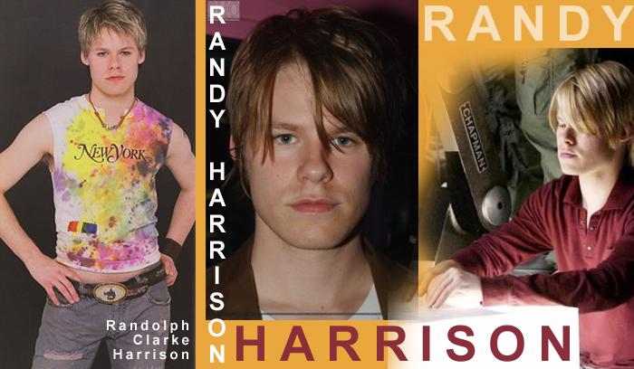 Randolph Clarke Harrison (Randy)