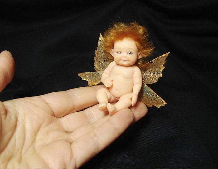 Куклы ангелочки своими руками фото
