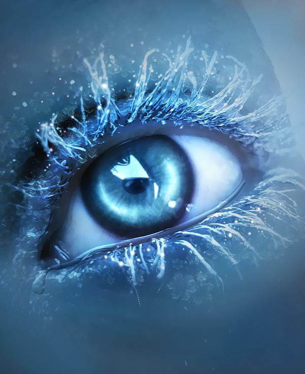 Почему человеческий глаз не чувствует температуры