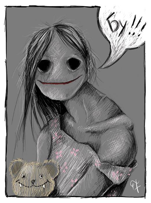помощью открытка психопаты два