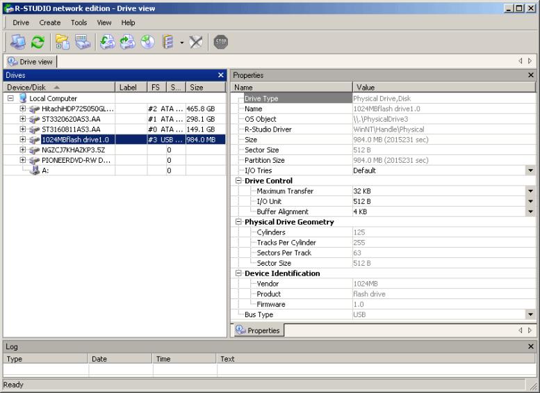Способ. флэшки восстановления данных с помощью программы описан PhotoRec в