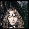 Dark lady Aleera