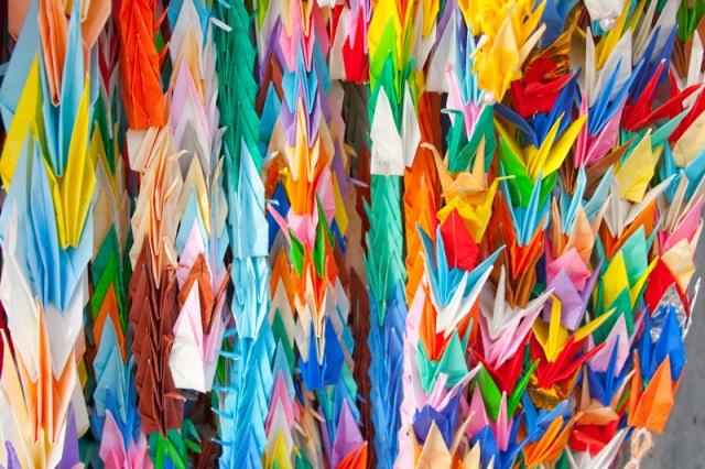thousand paper cranes Sadako and the thousand paper cranes is a emotionally, powerful story it is a perfect book for introducing this difficult topic to young readers.