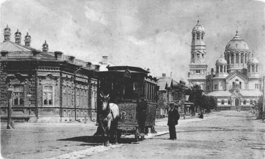 Зато наткнулся на подробную историю самарского трамвая, интерес…
