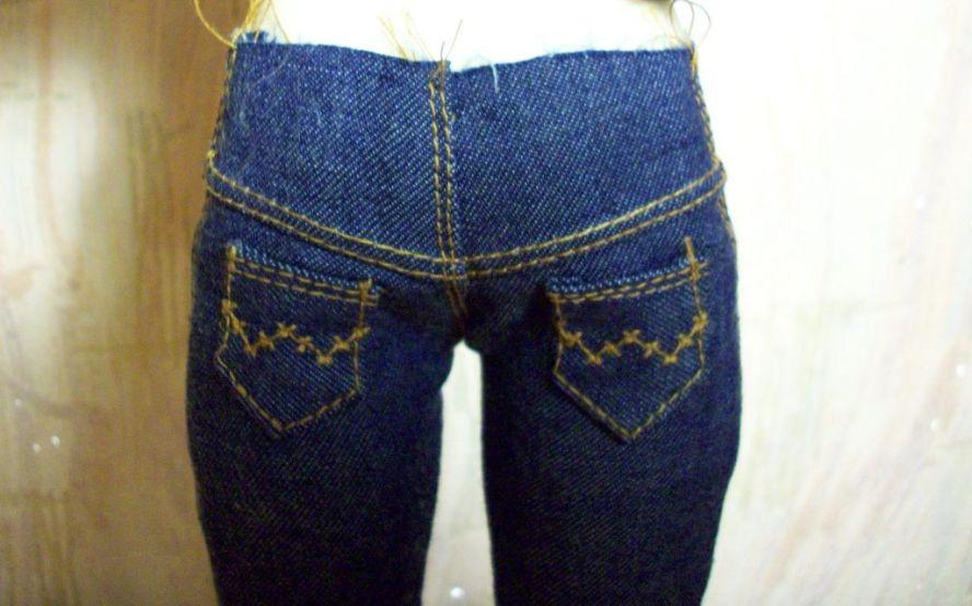 Как сшить джинсы фото 365