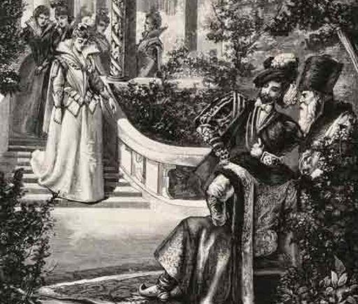 Как Лондон невестами торговал