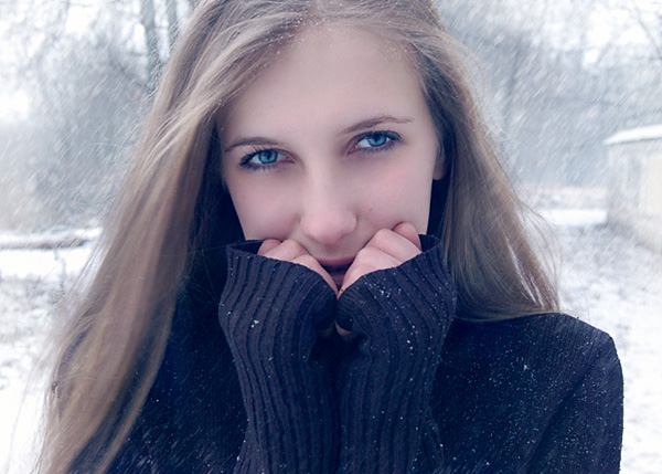 фото на аву девушек русых:
