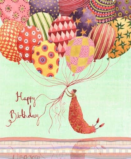 Поздравления с днём рождения творческого человека