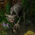 [ Cheshire cat ]