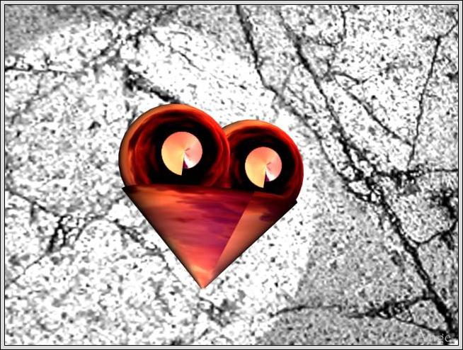 [Всевидящее сердце.]