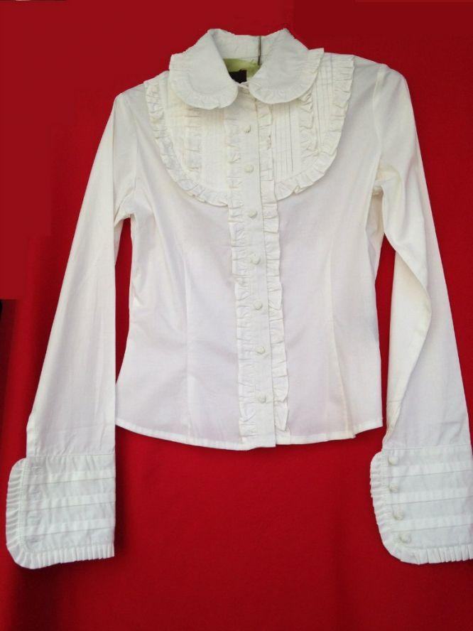 Модные Женские Блузки В Москве
