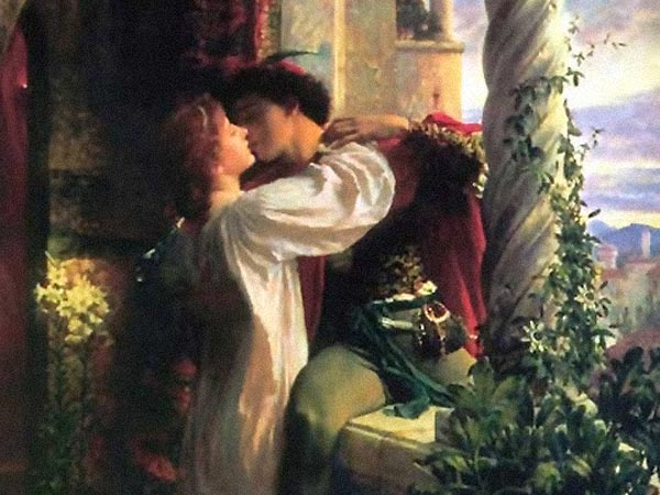 an analysis of the use of light imagery in william shakespeares romeo and juliet