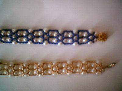 Простых в изготовлении браслетов
