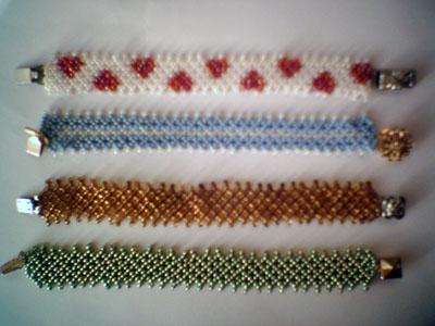 фенечки из бисера схемы.