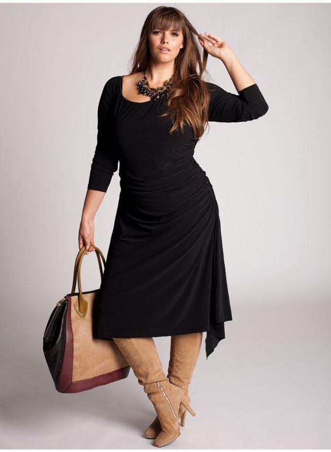 Одежда для полных женщин 2014 11